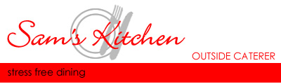 Sam's Kitchen - Outside Caterer - Eastbourne